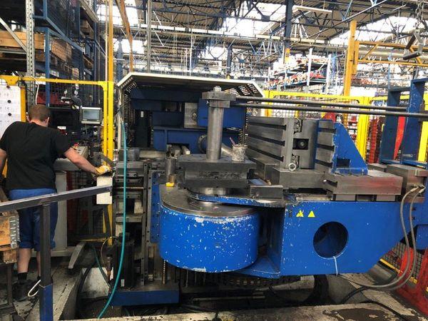 Stahl Profilbearbeitung