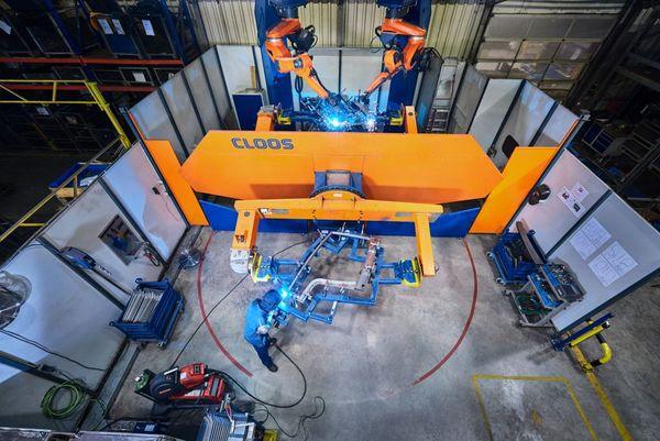Stahlverarbeitung Fuegetechniken